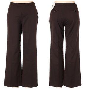 Boot cut pants (E14)